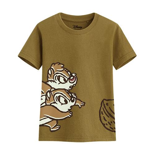 迪士尼系列印花T恤-37-童