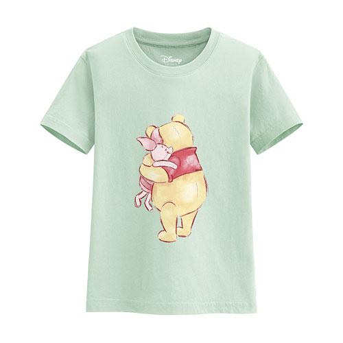 迪士尼系列印花T恤-21-童