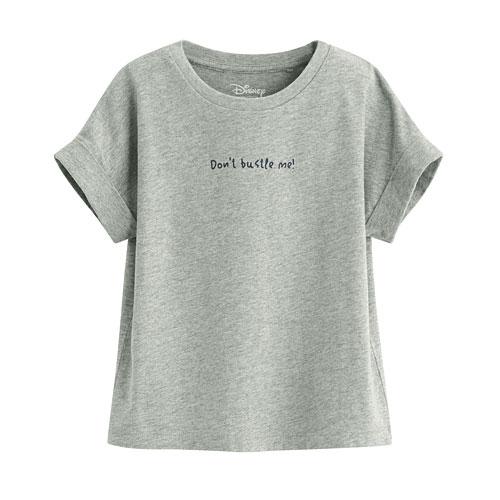 迪士尼系列短版印花T恤-19-童
