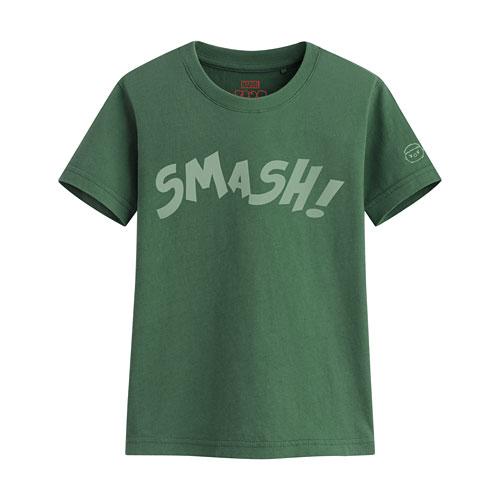 漫威系列印花T恤-12-童