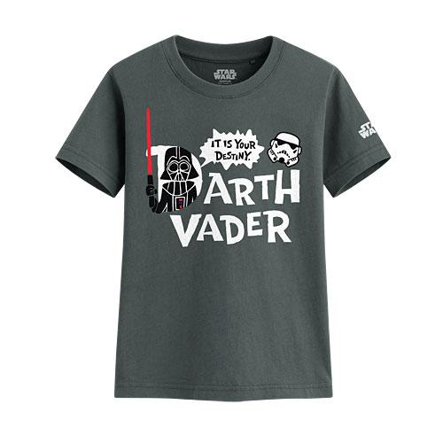 STAR WARS系列印花T恤-14-童