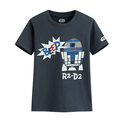 STAR WARS系列印花T恤-15-童