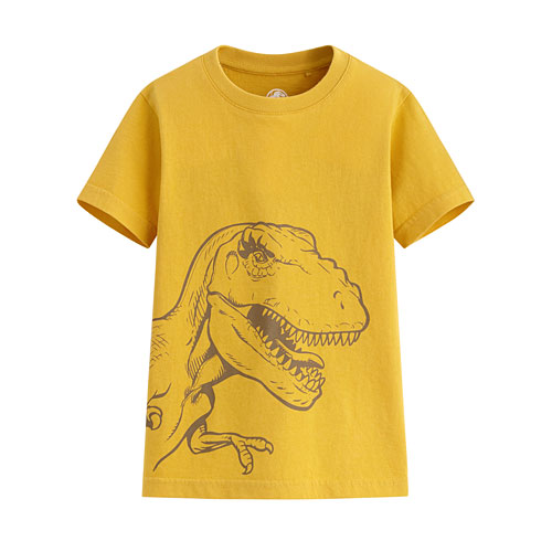 Jurassic World印花T恤-04-童