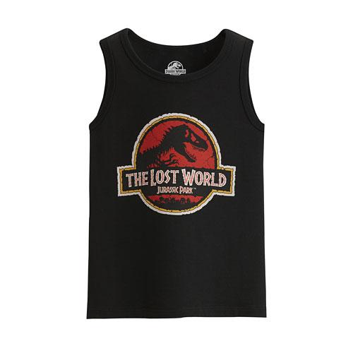 Jurassic World印花背心-07-童
