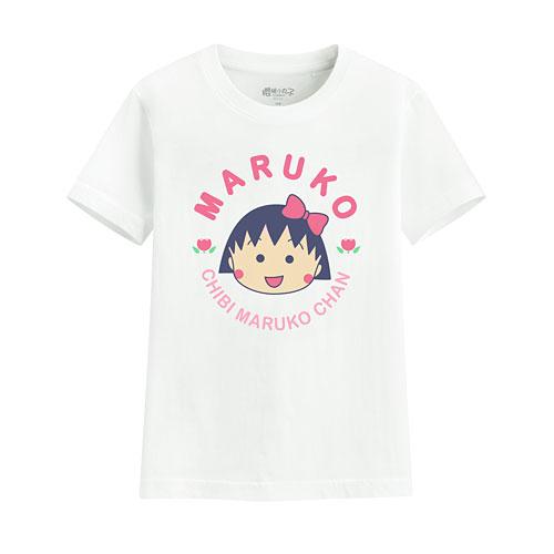 櫻桃小丸子印花T恤-07-童