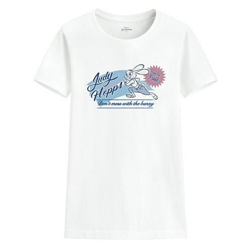 迪士尼系列印花T恤-57-女