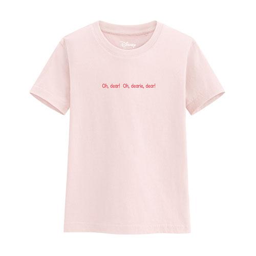 迪士尼系列印花T恤-17-童