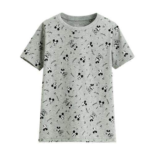 迪士尼系列印花T恤-30-童