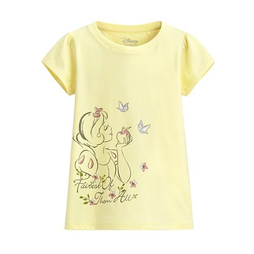 迪士尼系列印花T恤-24-童