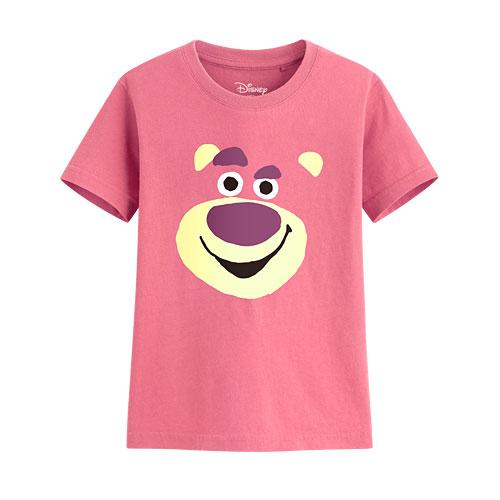 皮克斯系列印花T恤-04-童