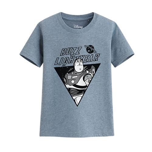 皮克斯系列印花T恤-02-童