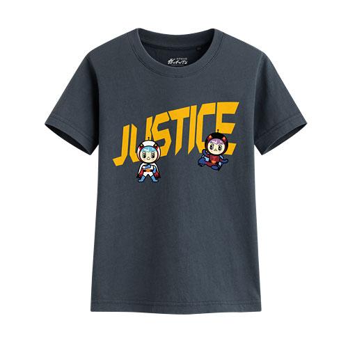 科學小飛俠印花T恤-01-童