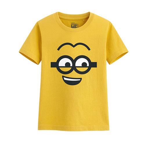 Despicable Me印花T恤-07-童