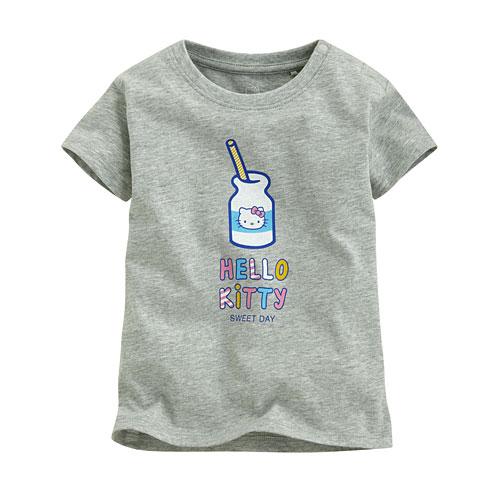 Hello Kitty印花T恤-01-Baby