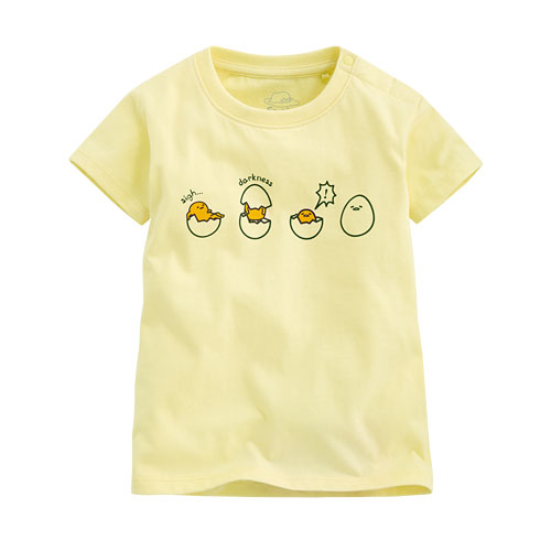 蛋黃哥印花T恤-04-Baby