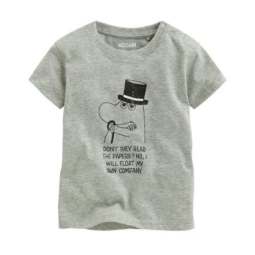 Moomin印花T恤-01-Baby