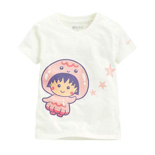 櫻桃小丸子印花T恤-11-Baby