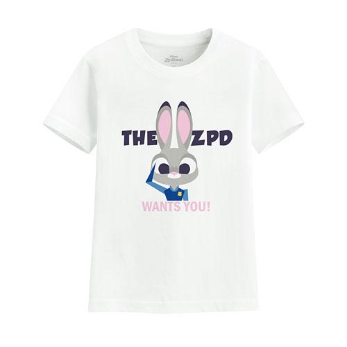 迪士尼系列印花T恤-66-童