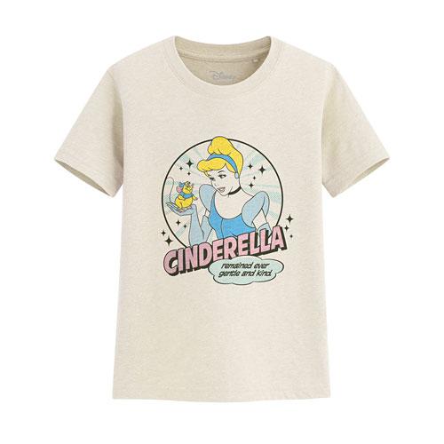 迪士尼系列印花T恤-63-童