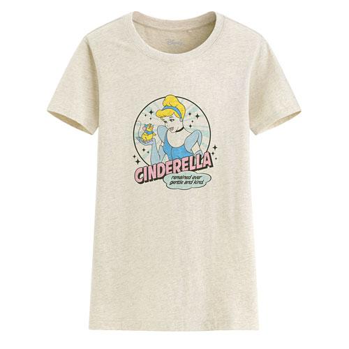 迪士尼系列印花T恤-63-女