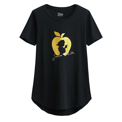 迪士尼系列輕柔印花T恤-67-女