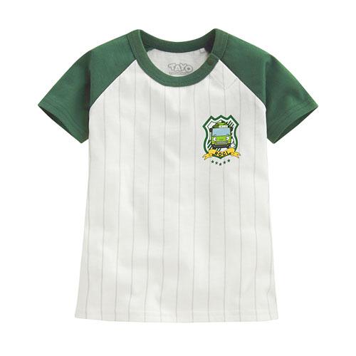 TAYO The Little Bus印花T恤-06-Baby