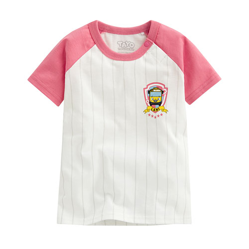TAYO The Little Bus印花T恤-07-Baby