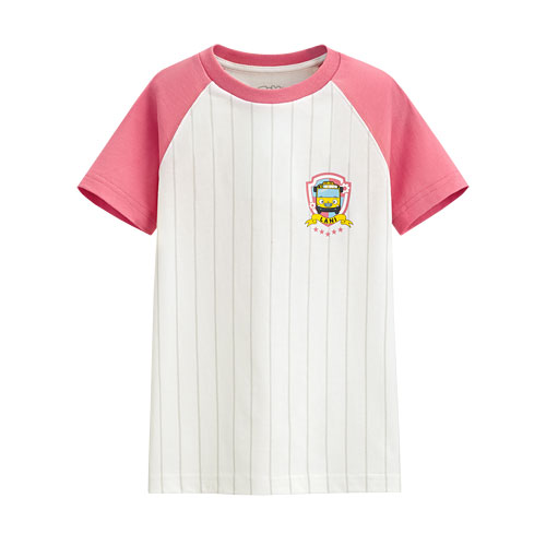 TAYO The Little Bus印花T恤-07-童