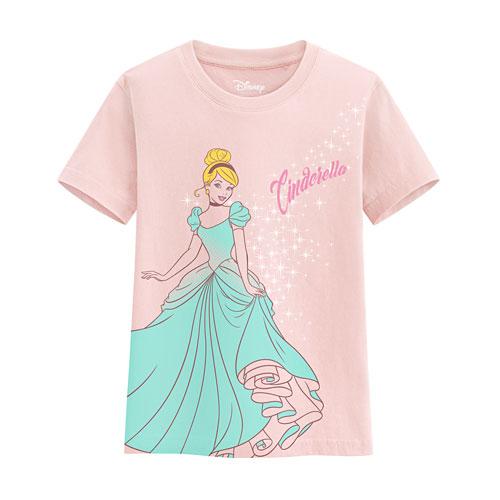 迪士尼系列印花T恤-83-童