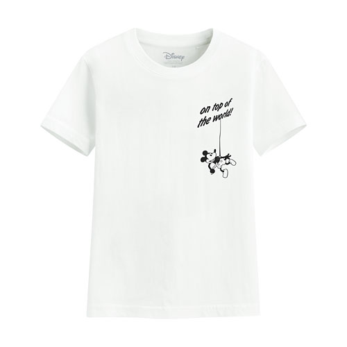 迪士尼系列印花T恤-55-童