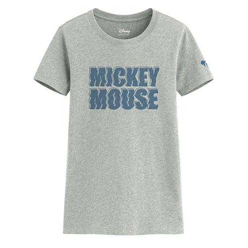 迪士尼系列印花T恤-79-女
