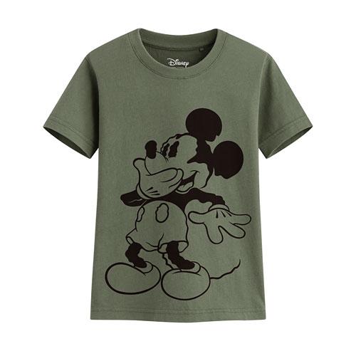 迪士尼系列印花T恤-78-童