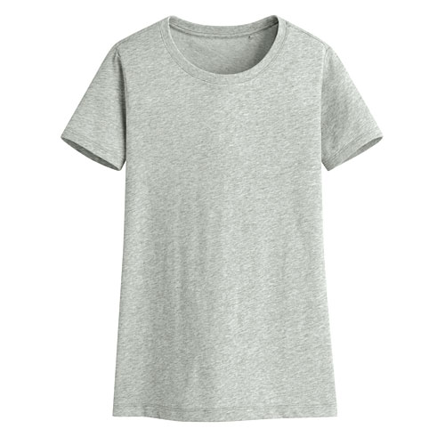 快乾棉圓領T恤-女