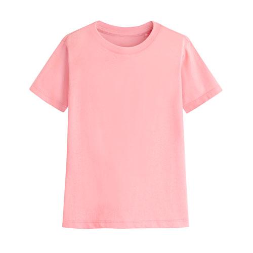快乾棉圓領T恤-童
