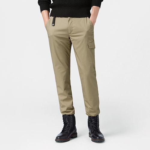 防風保暖長褲-男