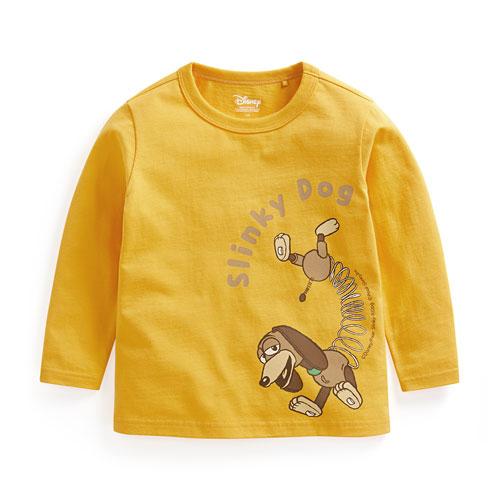 皮克斯系列印花長袖T恤-02-童