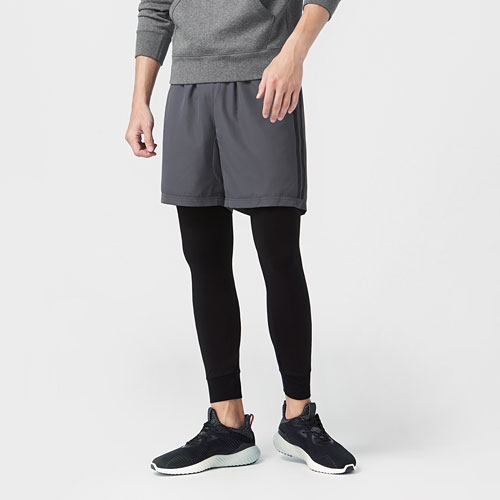 heatup 厚款緊身褲-男